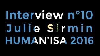 Interview anciens présidents n°10 : Présidente HUMAN'ISA 2016