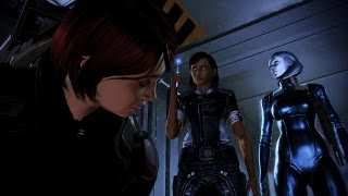 Mass Effect 3 - Traynor's Toothbrush Conversations (Citadel DLC)