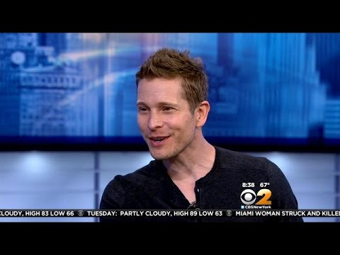 With Matt Czuchry Of 'The Good Wife'