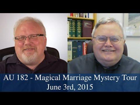 AU 182 - Magical Marriage Mystery Tour