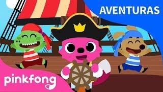 Aventura de Piratas | Aventuras | Pinkfong Canciones Infantiles