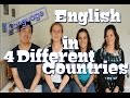 English in Different Countries
