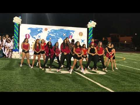 CMHS Class Of 2020 Homecoming Halftime Show 2017 UwU
