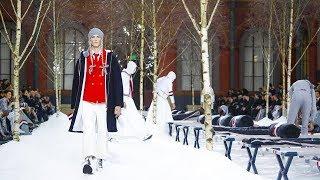 Thom Browne   Fall Winter 2018/2019 Full Fashion Show   Menswear