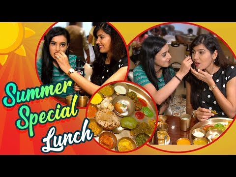 Ankita Sharma & Sangeeta Chauhan Enjoy Summer Special Lunch At Maharaja Bhog