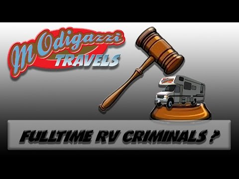 Is it legal / illegal to live in an RV, tiny home or Alternative Housing?