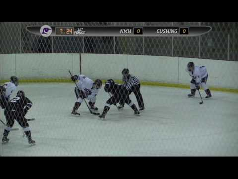Cushing Academy - Varsity Boys Hockey vs. Northfield Mount Hermon School
