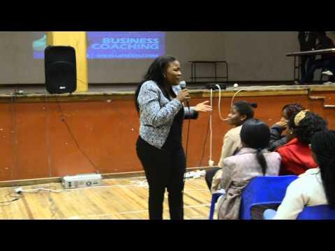 Girl Talk at University of Lesotho