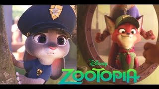 Zootopia - Judy  Nick Heros does suffer