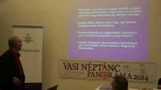 dr. Pesovár Ernő és Lajtha László szellemi hagyatéka- Antal László előadása Thumbnail