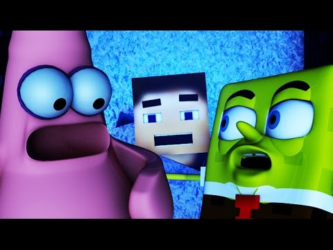 SPONGEBOB IN MINECRAFT 5!  (3D Animation)