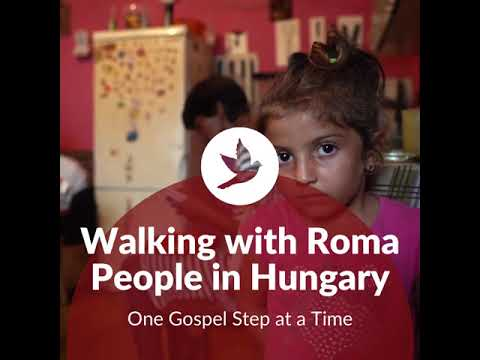 Walking with Roma People in Hungary || One Gospel Step at a Time 🕊️