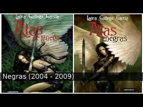 las-mejores-novelas-de-laura-gallego-garcía
