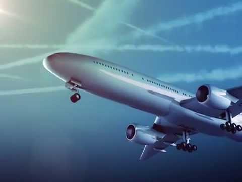 maxon motor Tablet Magazine Intro Airplane