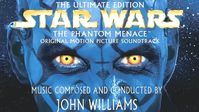 Music album review: 'star wars episode i: the phantom menace.