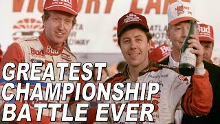 The Greatest Championship Battle in NASCAR History Deserves a Closer Look: The 1992 Hooters 500