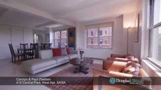 410 Central Park West, 5A/6A - Upper West Side, New York Price: $3,495,000