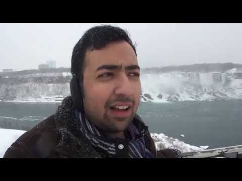 Niagara Falls In December