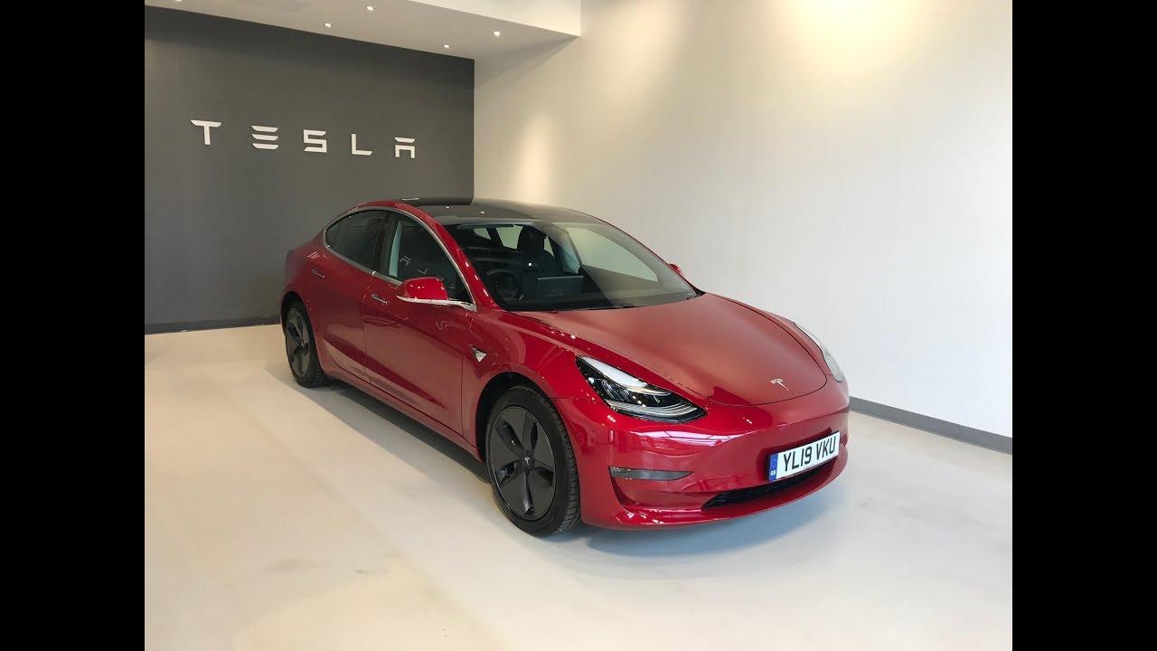 Tesla Model 3 UK - Two Months In