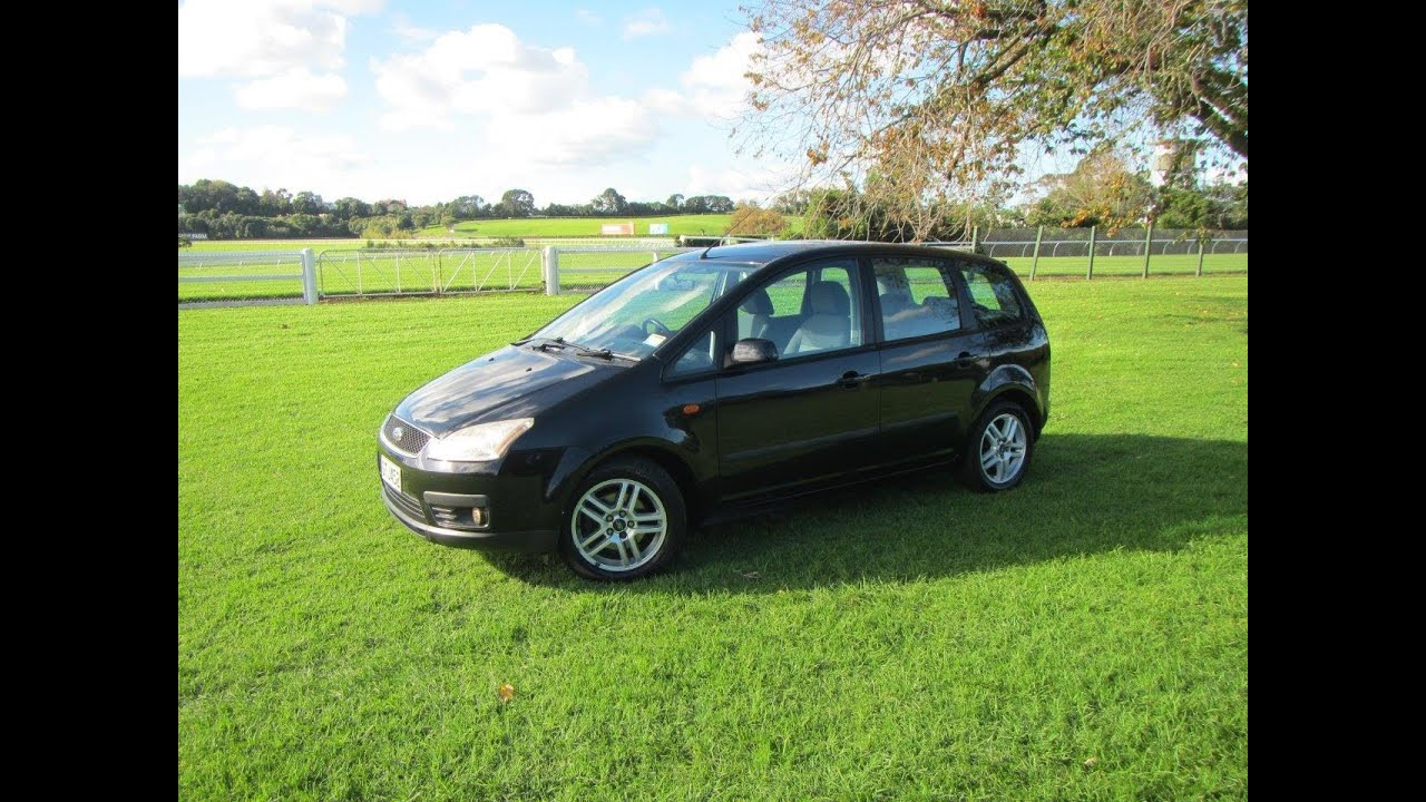 2005 ford focus c max zetec wagon 1 reserve cash4cars cash4cars sold youtube. Black Bedroom Furniture Sets. Home Design Ideas