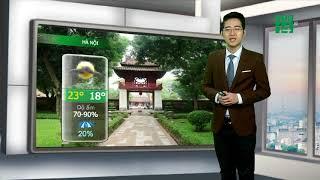 VTC14   Thời tiết các thành phố lớn 17/02/2018   Đón Xuân thời tiết khá ấm áp tại các tỉnh miền Bắc