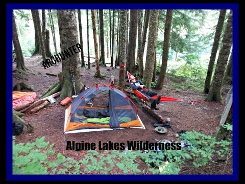 Backpacking in the North Cascades - Feature Version