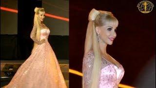Таня Тузова Russian Barbie. Филиппины. Манила. Конкурс красоты Miss Intercontinental