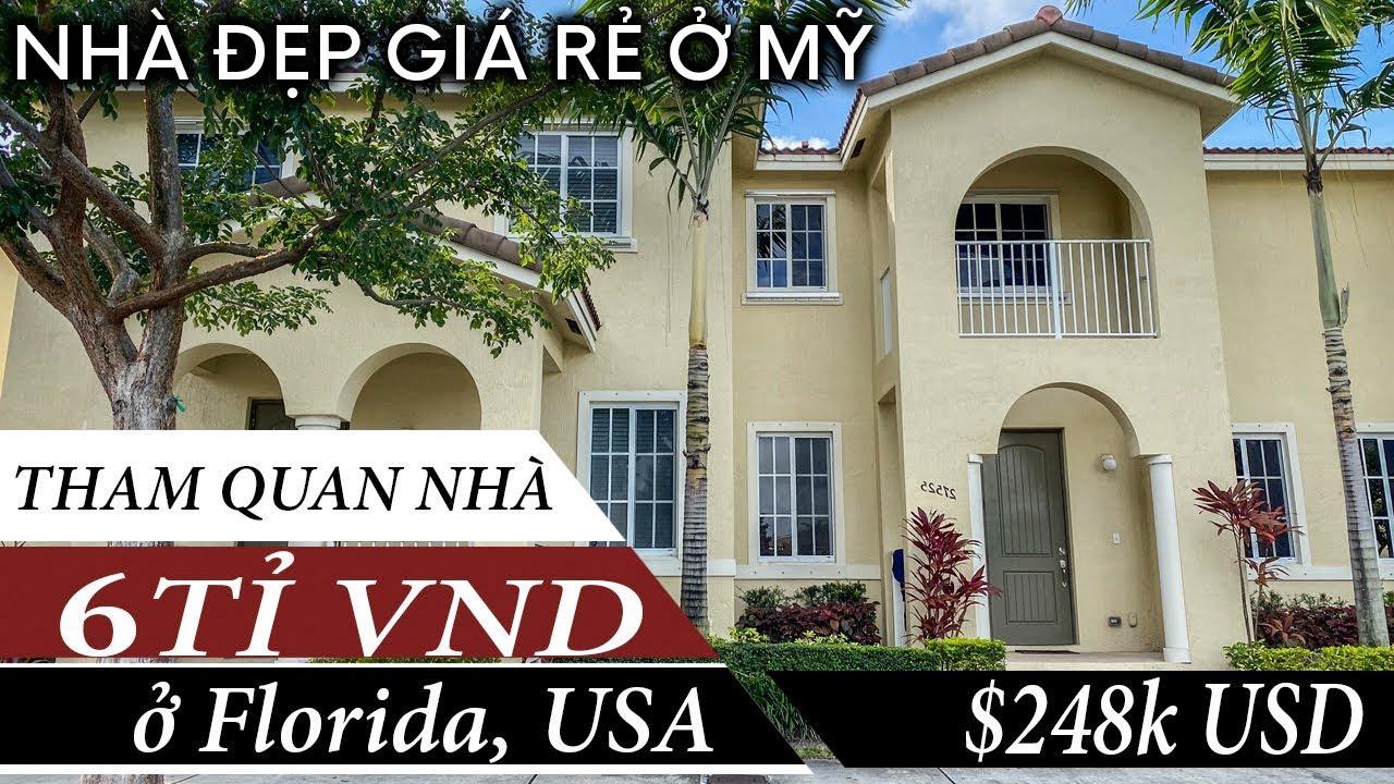 MUA NHÀ Ở MỸ I NHÀ GIÁ RẺ Ở MỸ $248K - 6 TỈ    NHÀ ĐẸP I NHÀ Ở FLORIDA I  CUỘC SỐNG ở MỸ