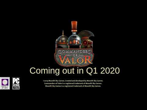 Commanders of Valor Gameplay reveal |