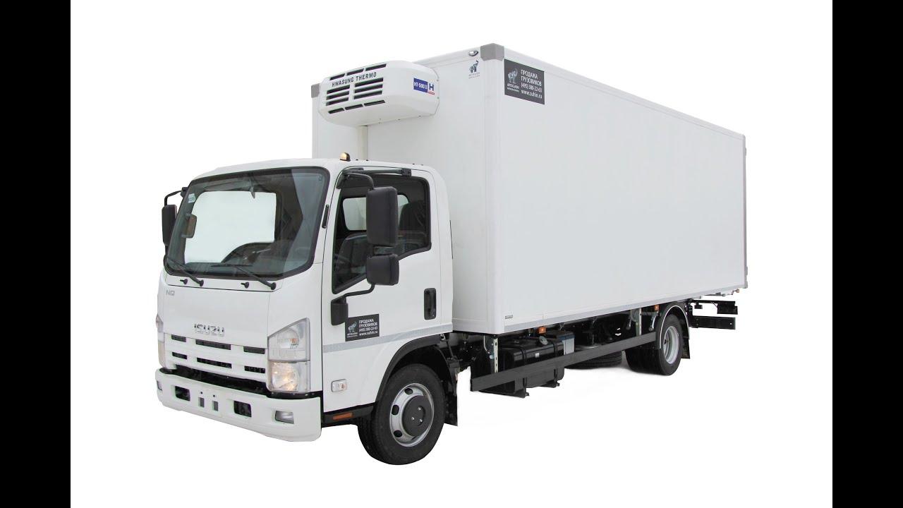 тест-драйв Isuzu NMR - ХУДШИЙ грузовик для водителя, на котором я .