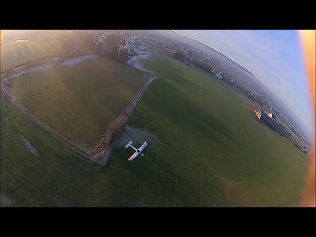 Caddx Turtle V2 First Flight