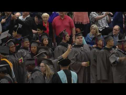 Brookdale Community College Commencement 2017 Morning Ceremo