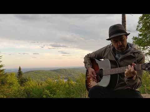 Simon Bussieres - L'île déserte (Version live au Lac Beauport)