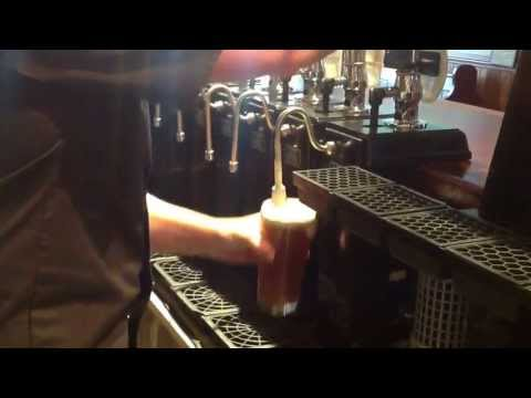 Real Ale Pouring 6