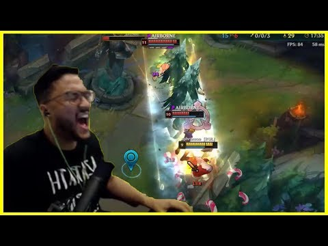 That's Why Aphromoo Takes Hexflash - Best of LoL Streams #383