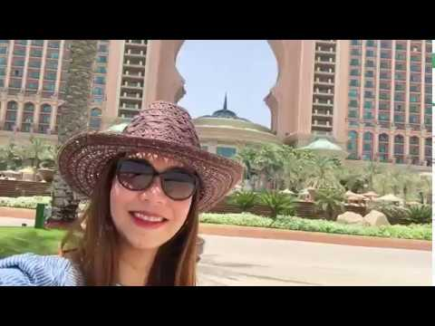 Precious and Lawrence Sia USANA's Asia Pacific Travel Incentive in Dubai 2017