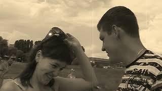 """Тема """"Мои работы"""": Свадебный клип 2006 года. Перезапись с DVD."""