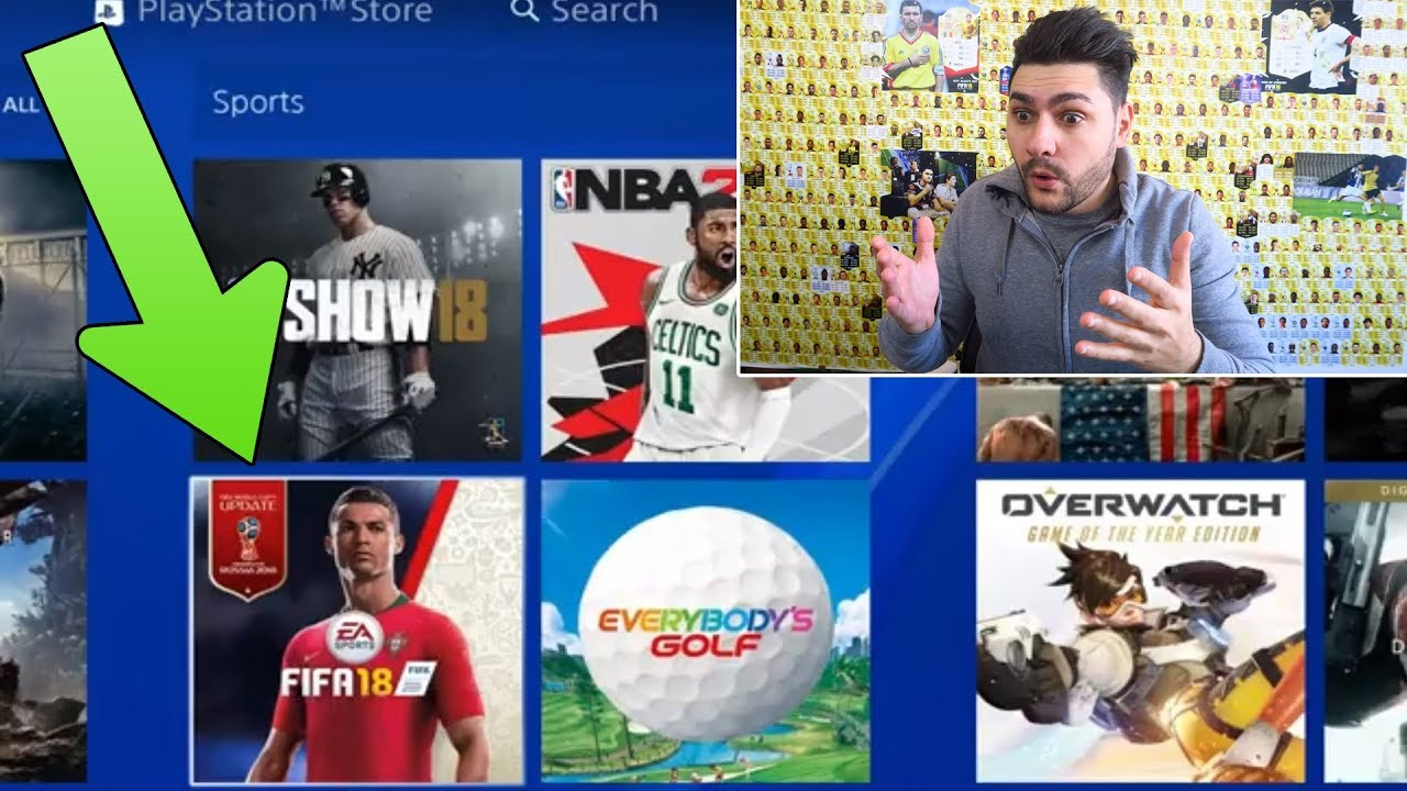 Fifa 18 World Cup Mode Is Here Available For Download In The Store Reg 3 Standard Edition More Info