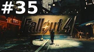 Fallout 4 Прохождение 35 - Задержание Сбежавшего Синта и Битва за Банкер-Хилл
