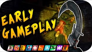 """(PARODY) DLC 1 """"RAVE IN THE REDWOODS"""" EARLY GAMEPLAY ~ IW ZOMBIES 100% LEGIT GAMEPLAY"""