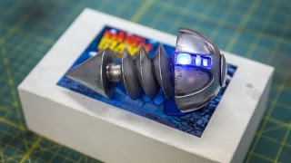 Adam Savage's One Day Builds: Iron Giant Bolt!