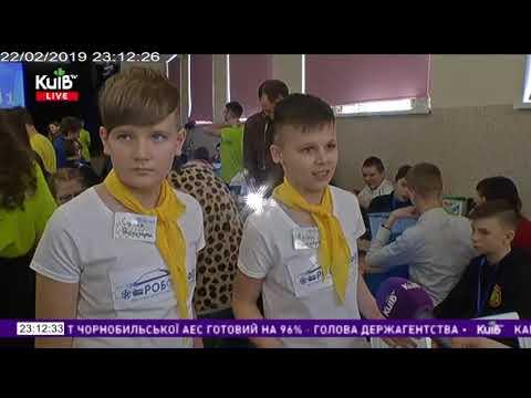 Телеканал Київ: 22.02.19 Столичні телевізійні новини 23.00