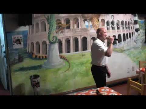 Cafe Roma Karaoke Oct 30 2017