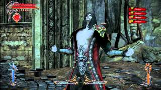 All Kleidos Challenges 200% Castlevania Lords of Shadow 2 [Prince of Darkness]