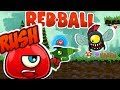 RED BALL 🏀 Возвращение 🏀 КРАСНЫЙ ШАРИК RED BALL RUSH Мультик для детей