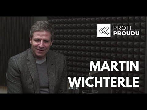 Martin Wichterle o vědě, podnikání a českém strojírenství