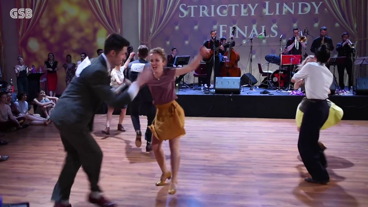 Sofia Swing Dance Festival 2017 - Strictly Lindy Hop Competition