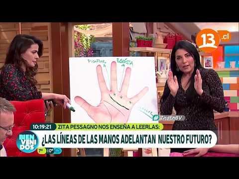 Aprende a interpretar las lneas de la mano (Parte 1) | Bienvenidos