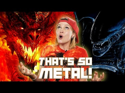 Fantasy vs. Sci-Fi! What Genre is More Metal? - THAT'S SO METAL! Episode 7