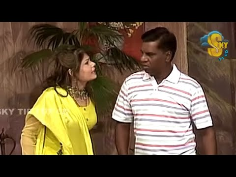 Best Of Amanat Chan and Shama Rana New Pakistani Stage Drama Full Comedy Act | Pk Mast